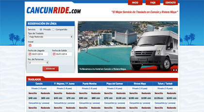 Cancun Ride