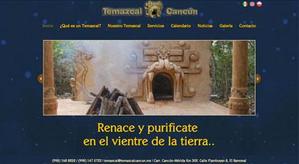 Temazcal Cancun