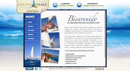 Sailing Mare