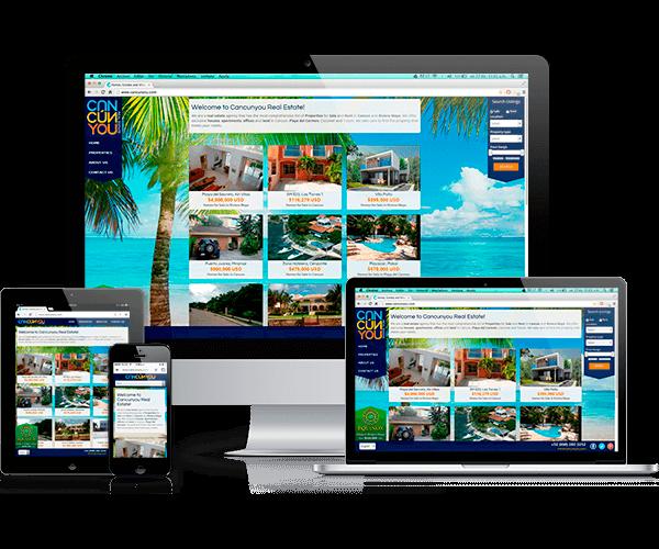 Diseño de Páginas Web en Cancún | Fuzion3